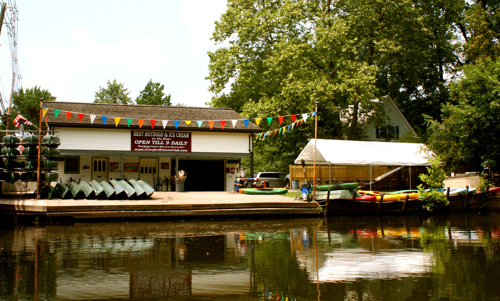 Cranford Canoe Club